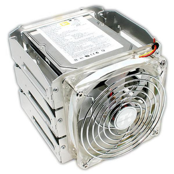 Thermaltake iCage 3x5.25 bay convert to 3x3.5 HDD Module A2309